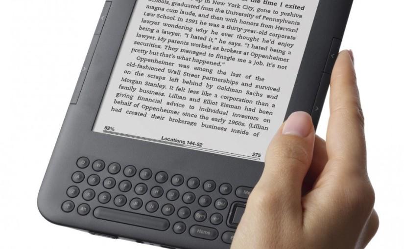 Buku Elektronik, TrenBaru