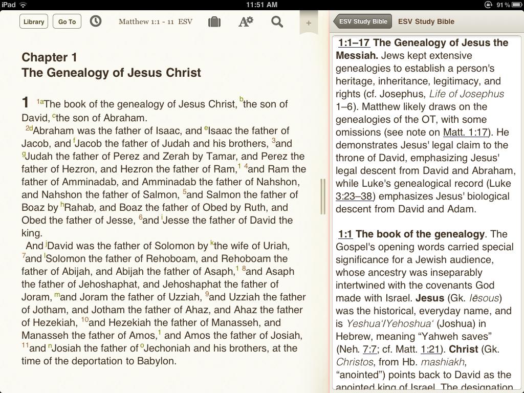 Emmanuel Wimbledon : Bible Reading Rebooted
