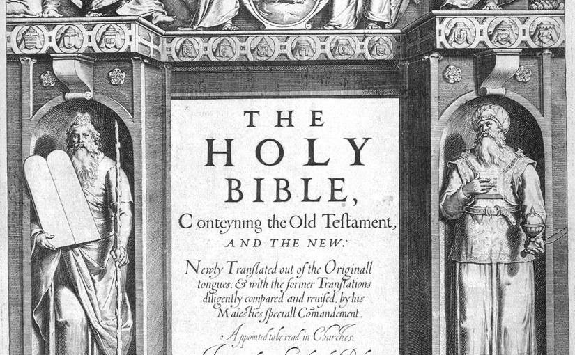 Alkitab Raja James, 400Tahun