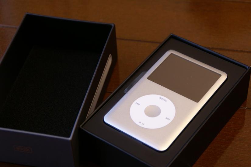 iPod classic, 6G