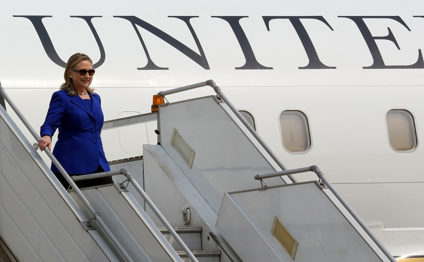 Secretaries of State: More Trips toAsia-Pacific?