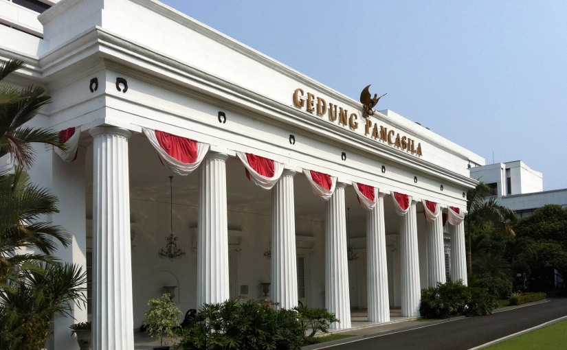 Sejarah Politik Luar NegeriIndonesia