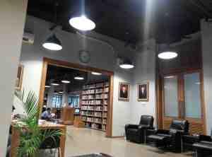 Perpustakaan Umum Freedom Institute. © Matthew Hanzel 2015.