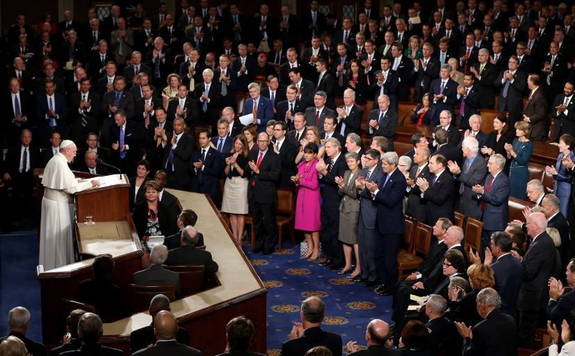 Read: Pope Francis' Historic Speech at the Joint Session of the USCongress
