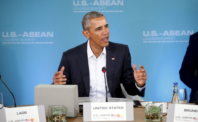 Peaceful Resolution to Dispute and UNCLOS: Really, America,Really?