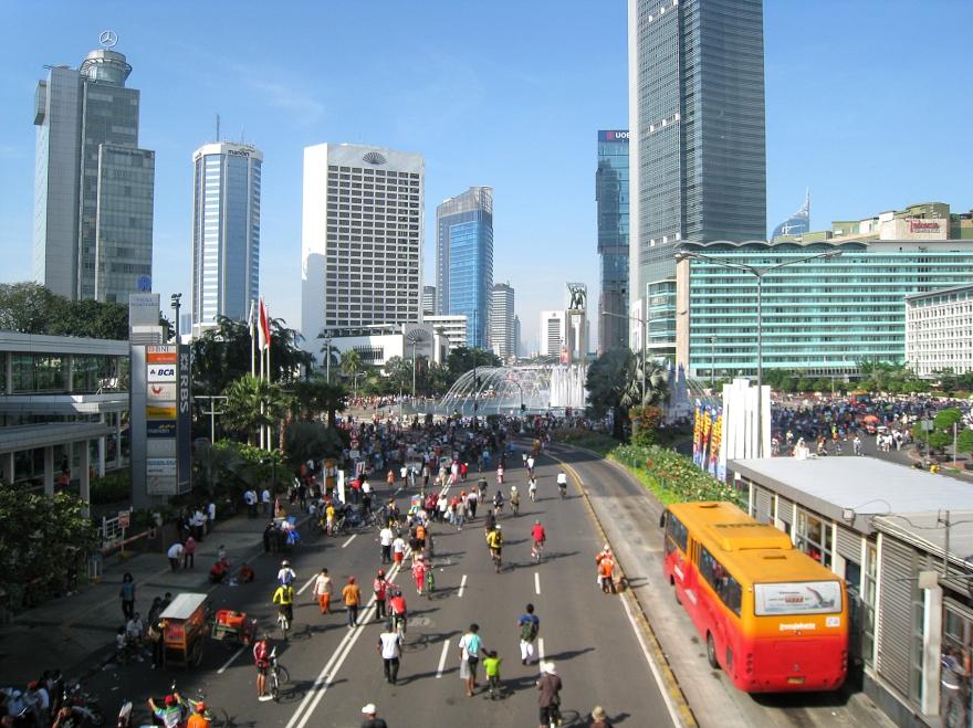 Jakarta_Car_Free_Day