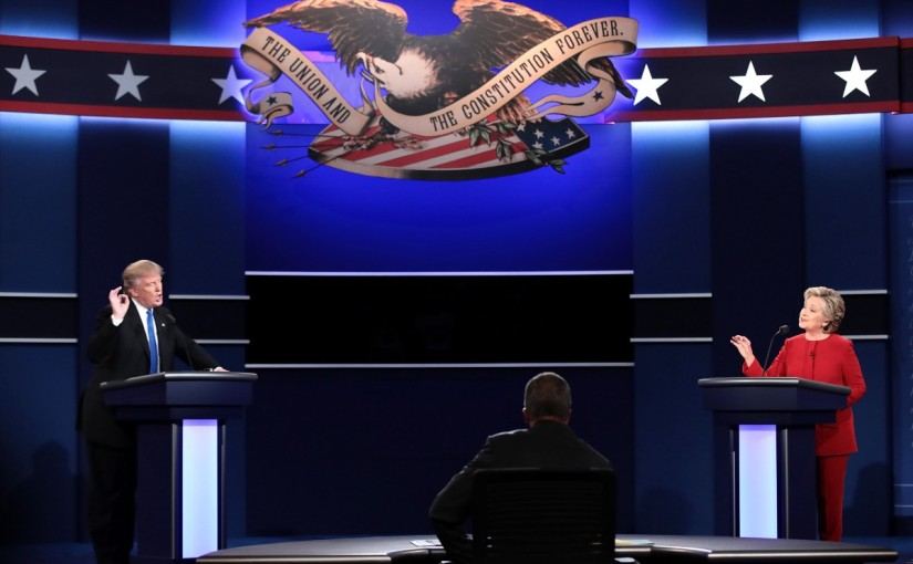 Principles of debating (or, learning from the first Clinton-Trumpdebate)