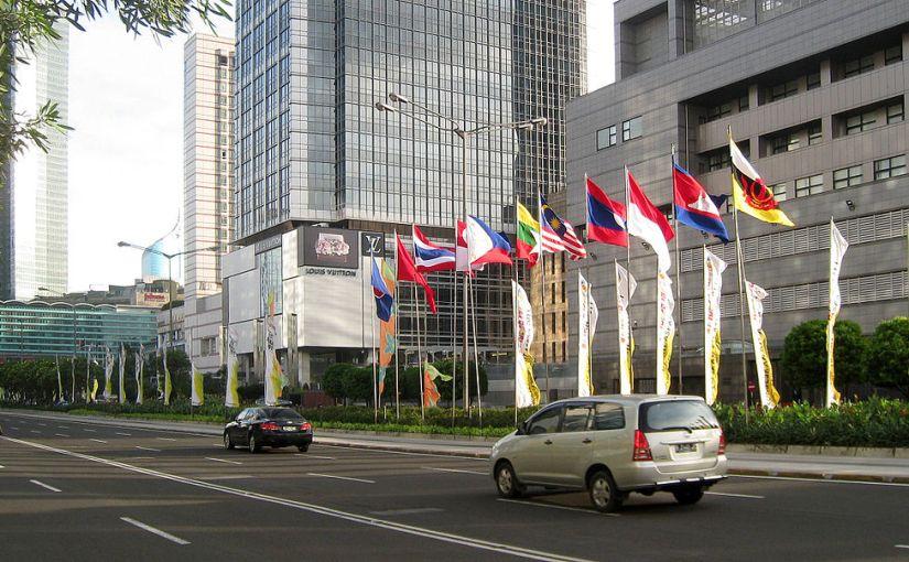 ASEAN Sudah Meng-Emas