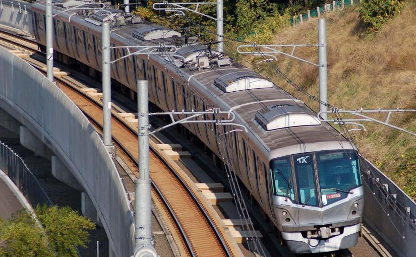 Kereta Jepang TerlaluCepat…