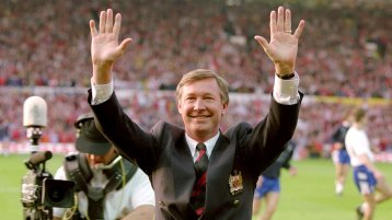 Sir Alex Ferguson (Sky Sports)